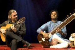 Μουσικοί στη Σαχάτζα Γιόγκα